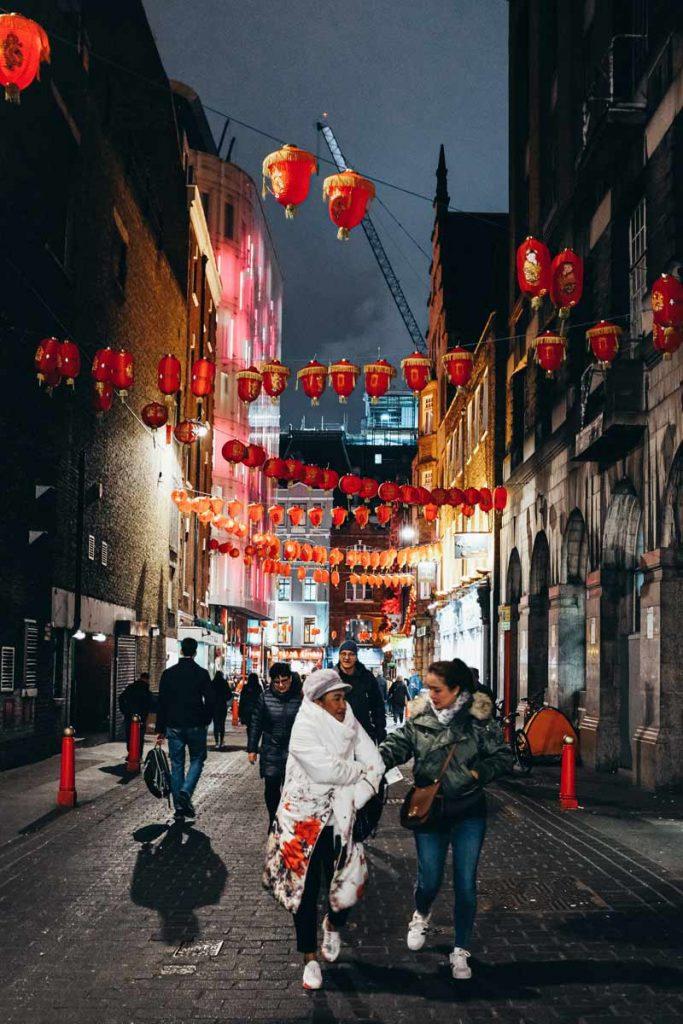 Kineska četvrt u New Yorku