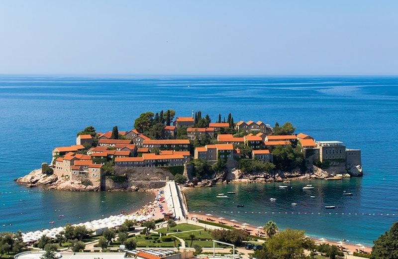 Crna Gora poluotok