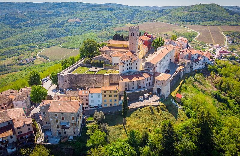 Najljepša mala mjesta u Istri: upoznajte bogatu unutrašnjost Istre