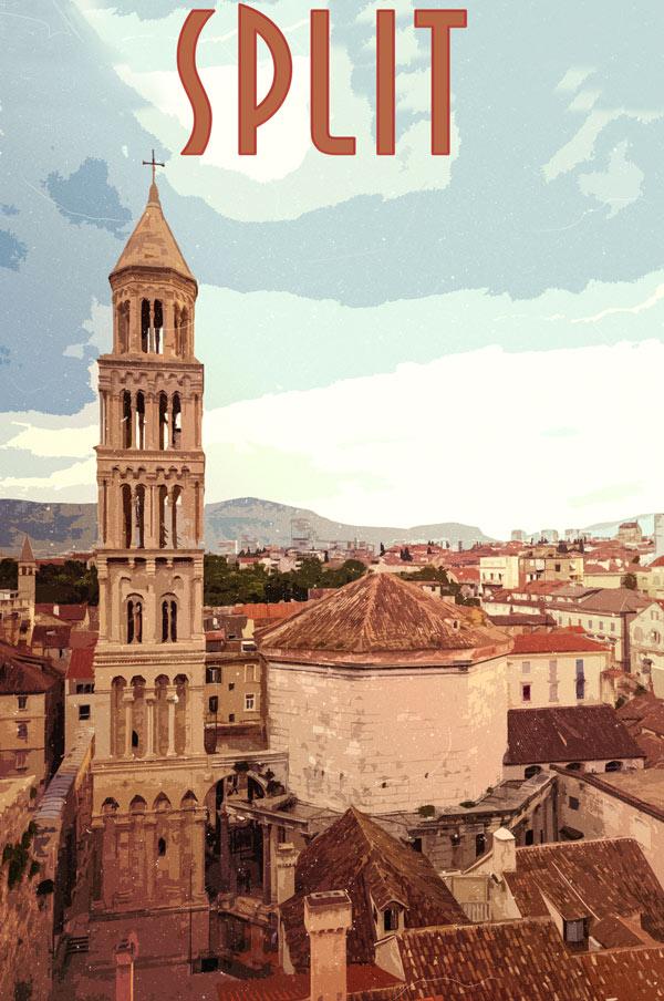 Što posjetiti u Splitu