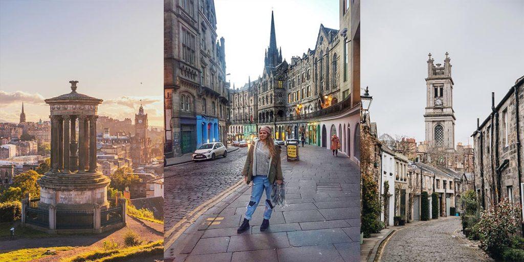PUTOPIS Edinburgh: Grad dobrog viskija, duhova i književnosti