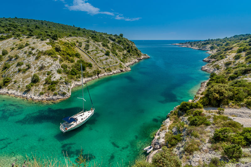 Jedrenje hrvatskom obalom