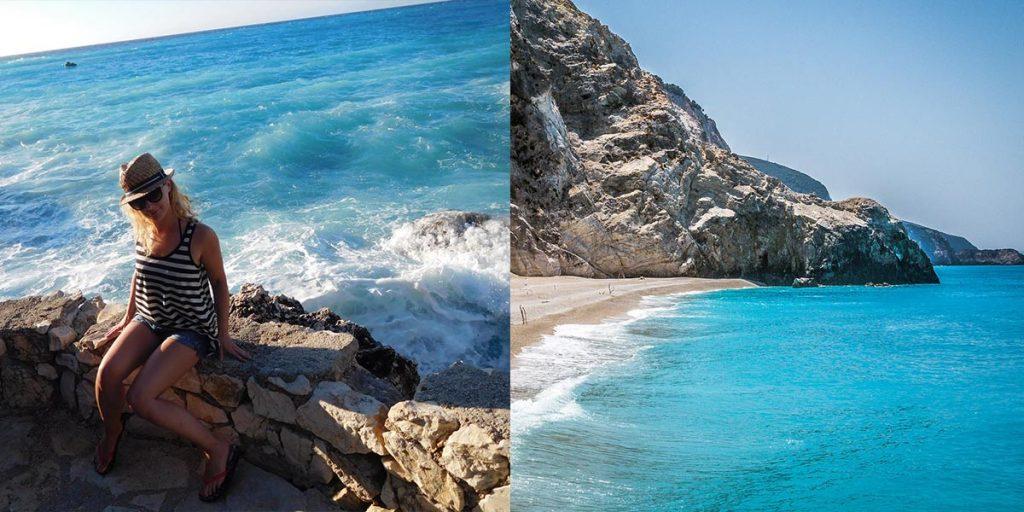 PUTOPIS Lefkada: Prelijepi morski beskraj  nijansiran u najljepšim tirkiznim bojama