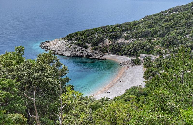 Najljepše skriveno mjesto na moru: Mistično naselje Lubenice u kojem vlada nebeski mir