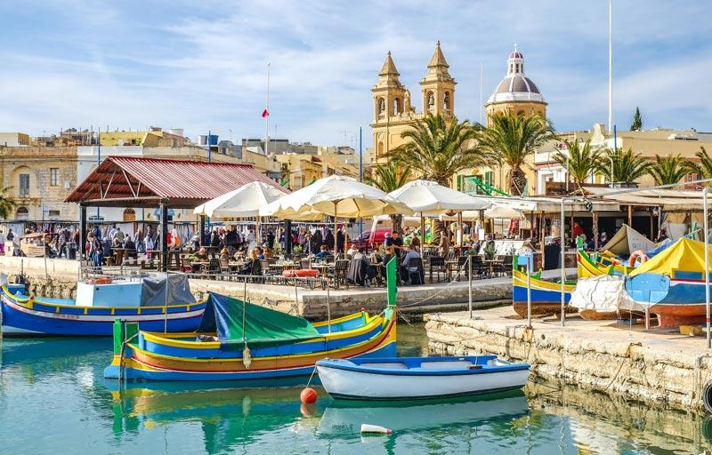 Što vidjeti na Malti? Mediteranska klima, bogata kultura, plava laguna…
