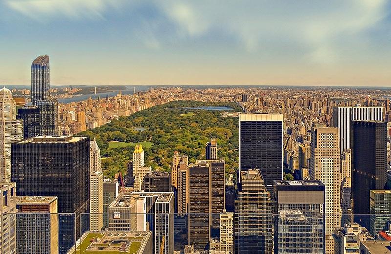 Visoko iznad gradskih ulica skrivena su najljepša mjesta u New Yorku