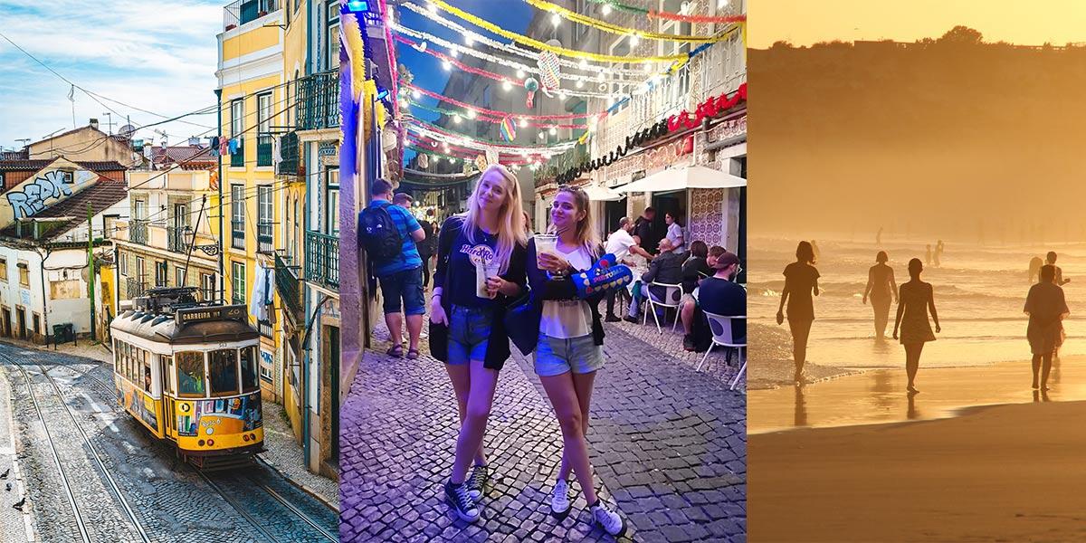 PUTOPIS Portugal: Ritmična glazba i šarena pročelja u čarobnom kutku na Atlantiku