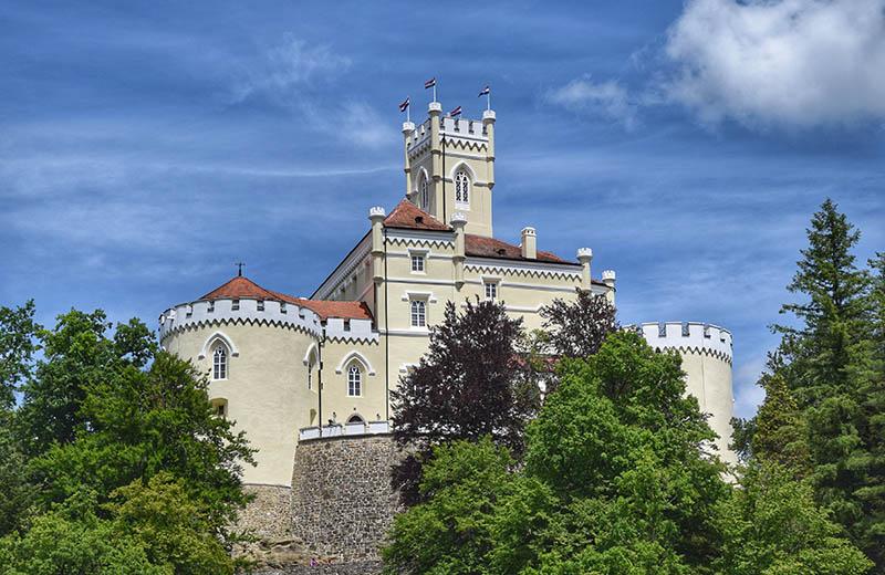 Hrvatski Taj Mahal: Spomenik ljubavi koji je proglašen jednim od najatraktivnijih dvoraca u Europi