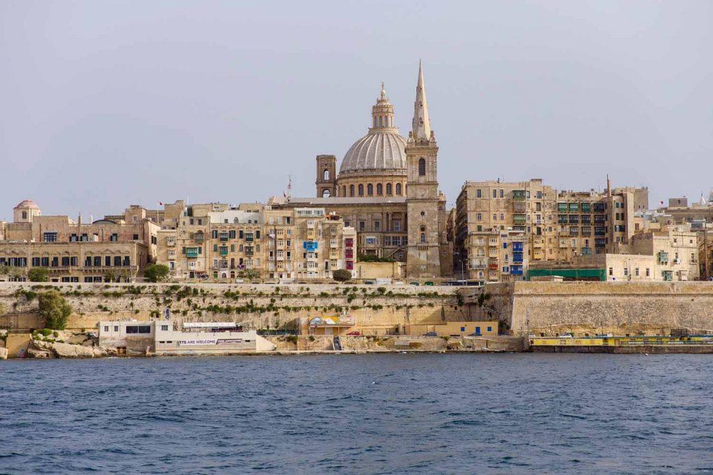 Glavni grad Malte Valetta
