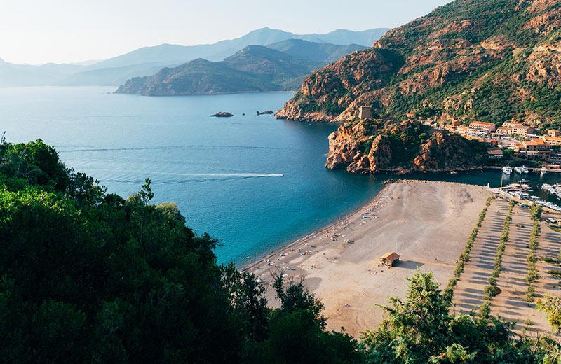 Korzika – šarmantni francuski otok kojeg nazivaju planinom u moru