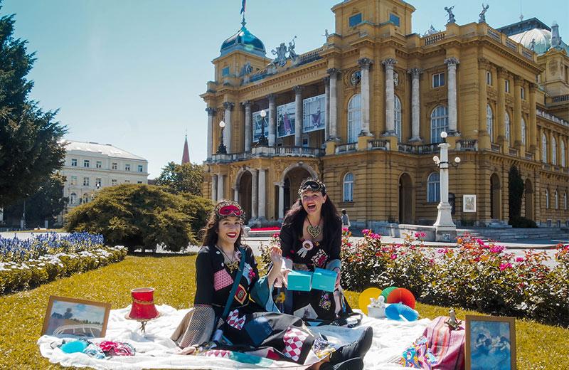 Upoznajte čaroban svijet zagrebačkih ulica uz Šetnju s Kolumbinama