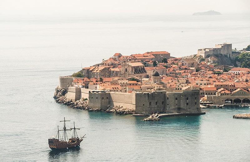 Dubrovnik uvršten na listu najljepših televizijskih destinacija