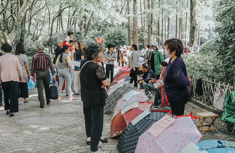 Bračni sajam u Šangaju