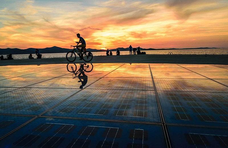 Spoj umjetnosti i prirode: Zadar je jedan od najstarijih i najljepših gradova u Europi