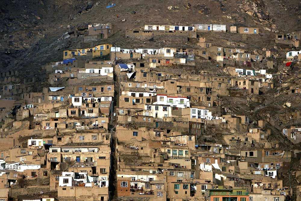 Kuće u Afganistanu