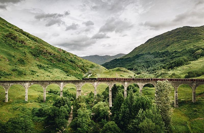 Putovanje za pamćenje: Najljepše ture vlakom po Europi