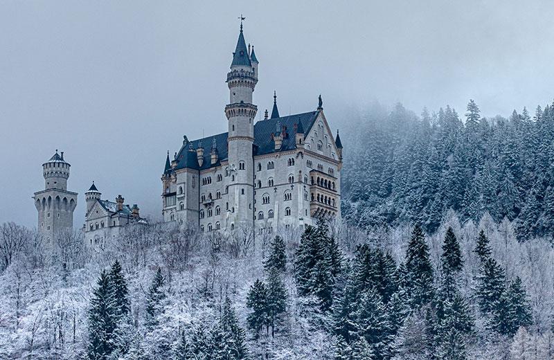 Zimska idila: Predivni europski gradovi koji izgledaju još ljepše pod snijegom