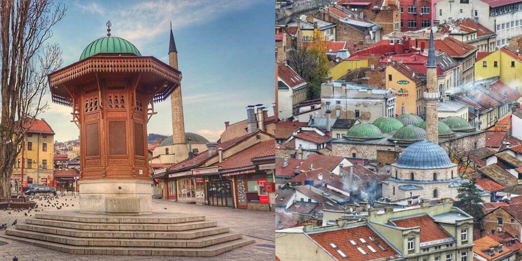 Sarajevo – grad u kojem se osjećaš kao da napokon dolaziš kući, a iz kuhinje se širi neodoljivi miris domaćeg bureka i turske kave