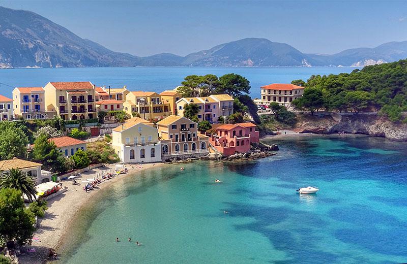 Mediteran kakav je nekad bio: upoznajte pet manje poznatih grčkih otoka