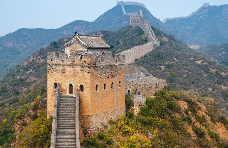 kineski zid zanimljivosti