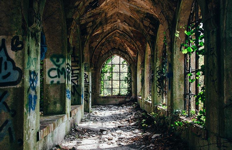 Misteriozna mjesta u Europi koja privlače samo one najhrabrije