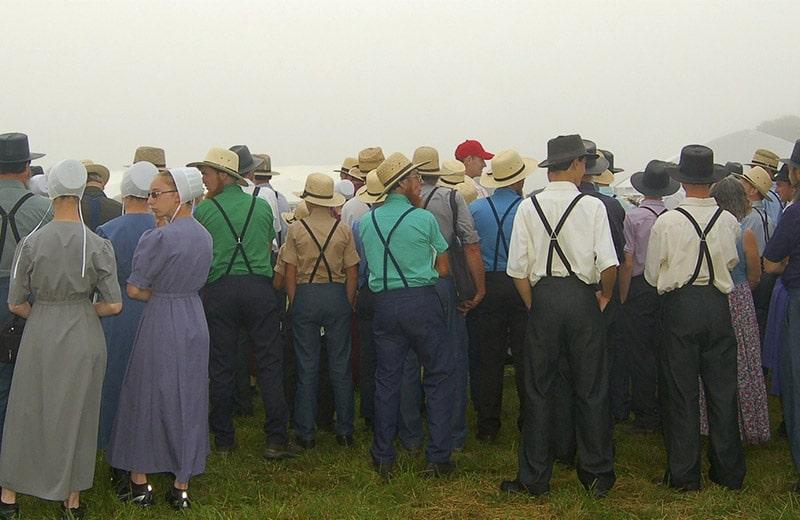 Amiši - ne koriste automobile, televizore i žive u skladu s prirodom