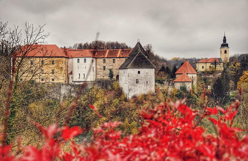 Oaza za odmor nekadašnjih plemića: najljepši dvorci, kule i utvrde na karlovačkom području