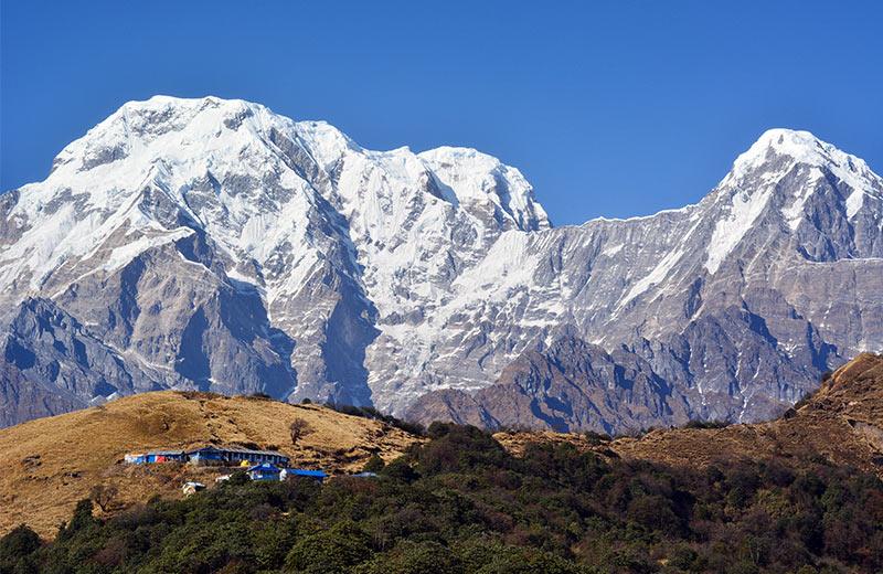 Narod Šerpa većinu svog života provede na planini - Čuvari Himalaja