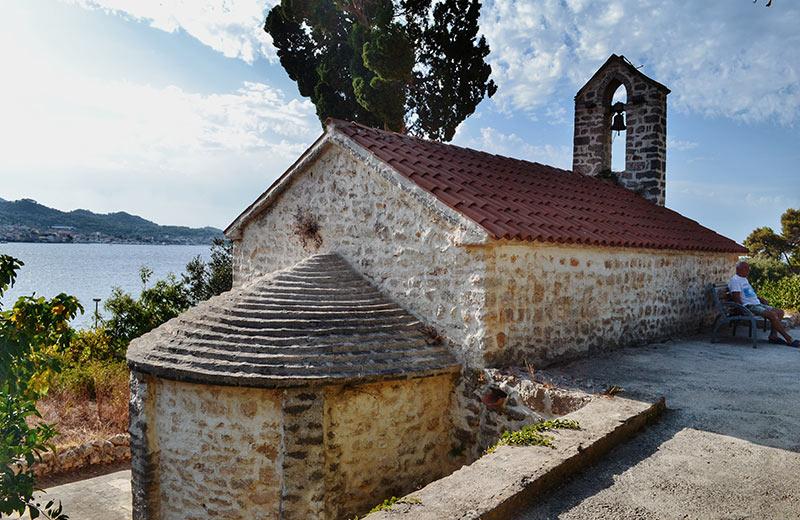 Ošljak – najmanji naseljeni otok na Jadranu na kojem živi samo jedna obitelj