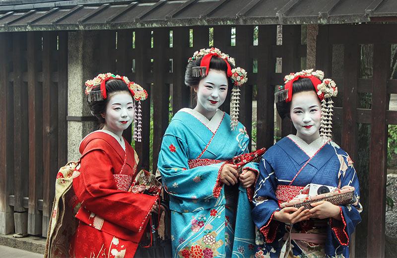 Gejše – simboli egzotične ljepote i čuvari japanske tradicionalne umjetnosti