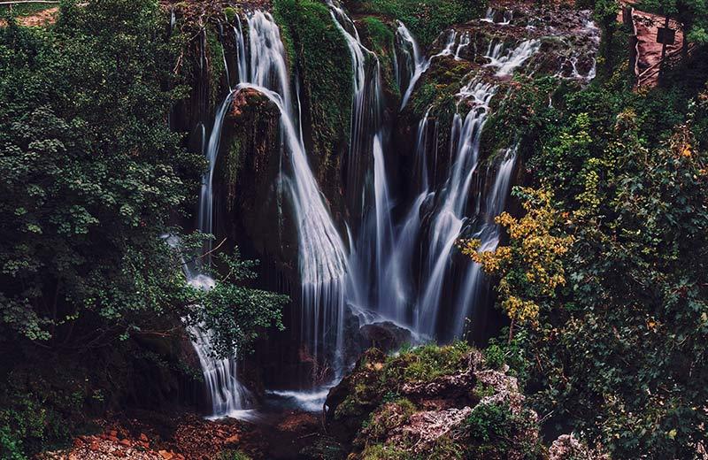 Manje poznati slapovi u Hrvatskoj