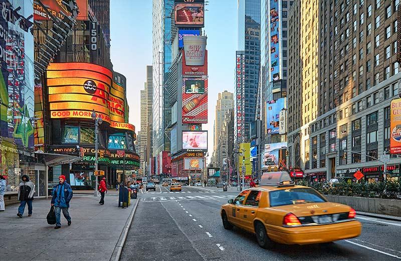 Atrakcije New Yorka