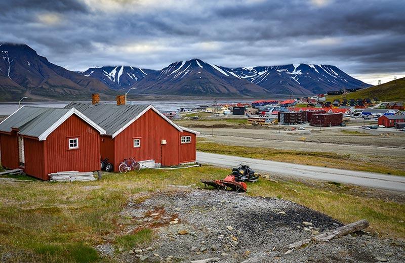 Norveško otočje Svalbard