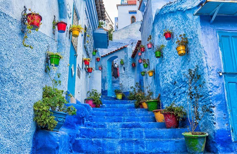 Maroko – neodoljiv spoj Mediterana i Afrike, šarenih tržnica, drevnih gradova i živopisne prirode