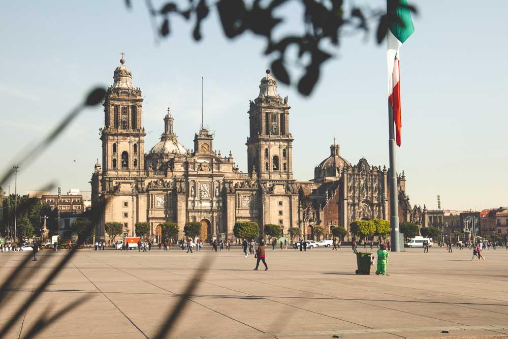 Grad Meksiko