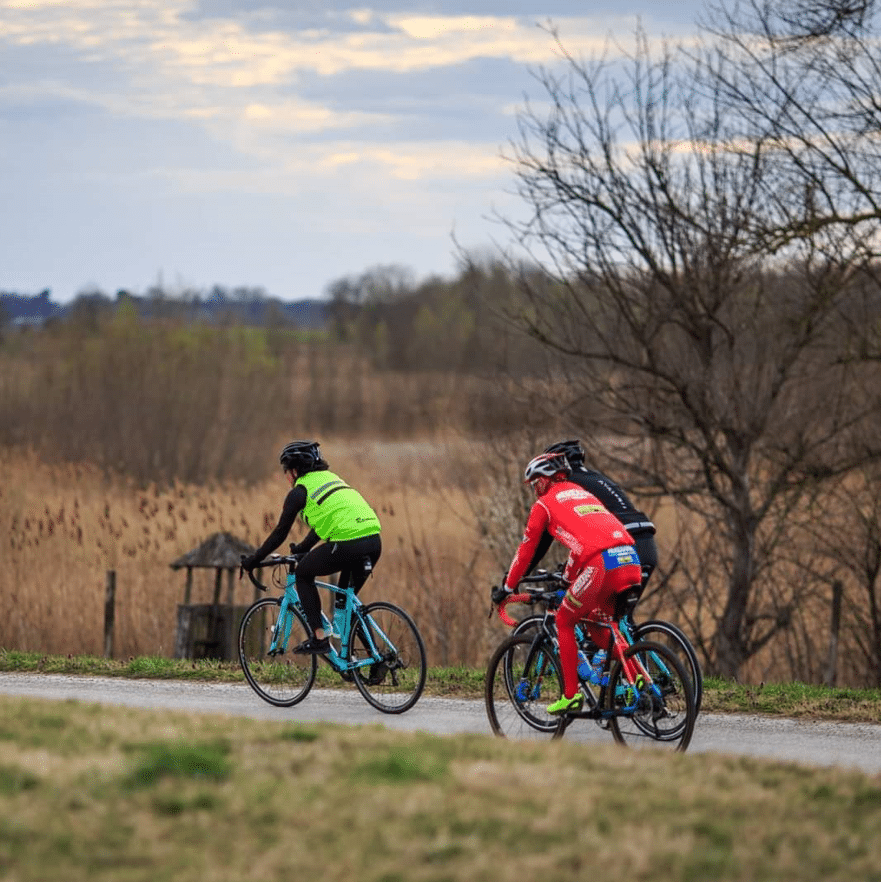 Bicikliranje po Baranji