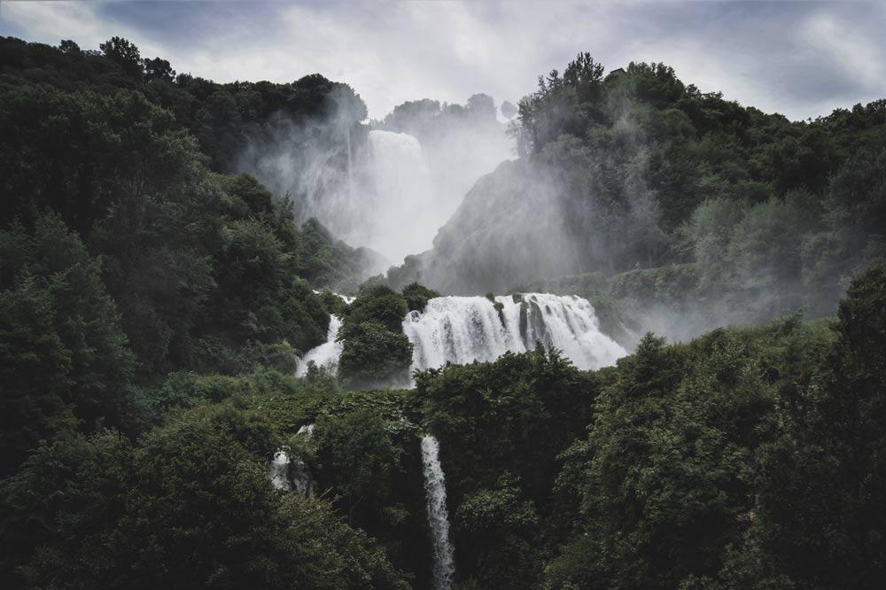 Marmorski slapovi