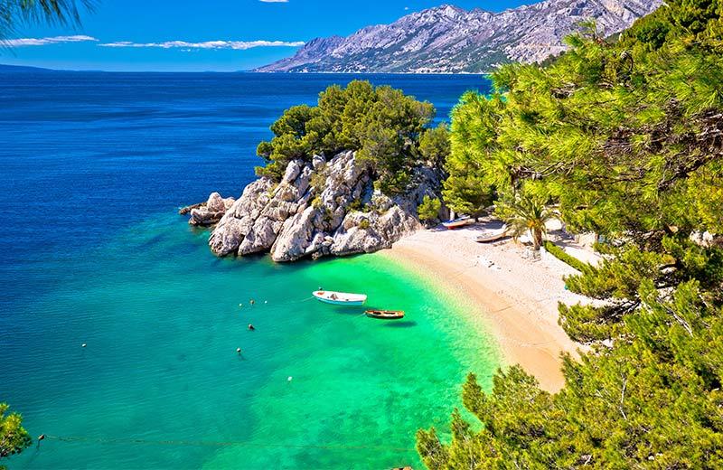Najljepše plaže u Hrvatskoj