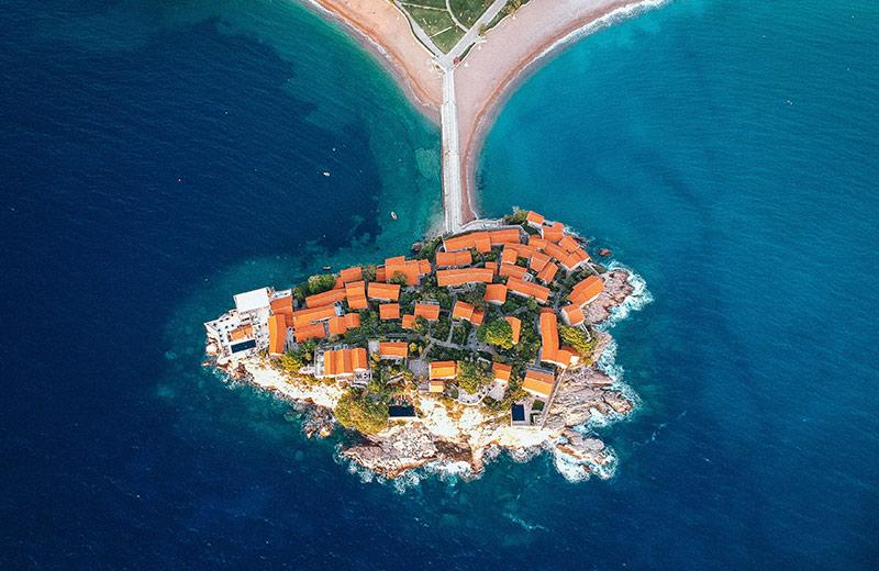 najljepša mjesta u Crnoj Gori