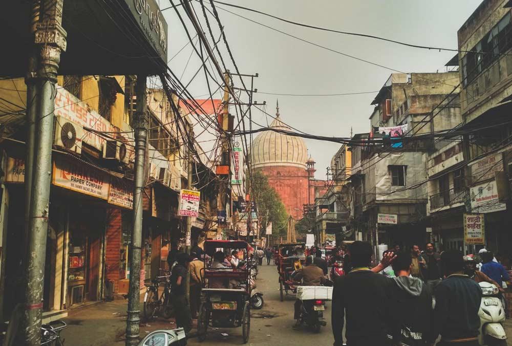 Delhi, Indija.