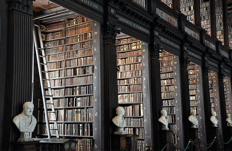 Najljepše knjižnice u Europi: Hramovi ljepote i umjetnosti