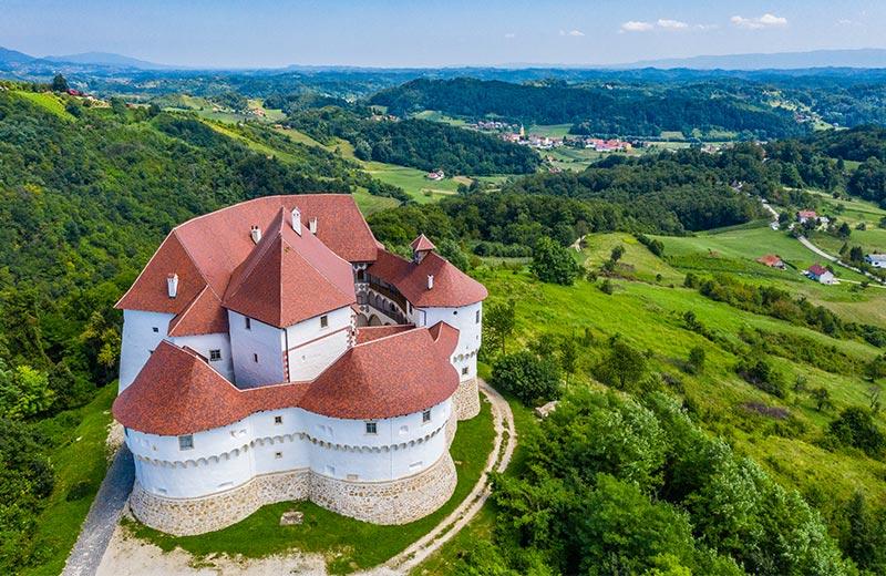 Kao iz bajke: najljepši dvorci u Hrvatskoj koje morate posjetiti