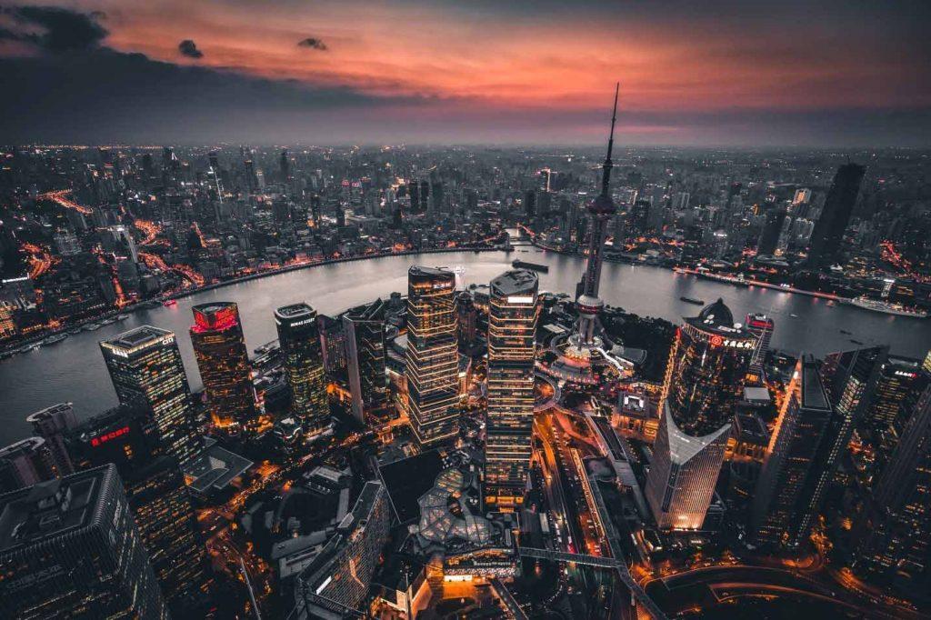 Šangaj, Kina.