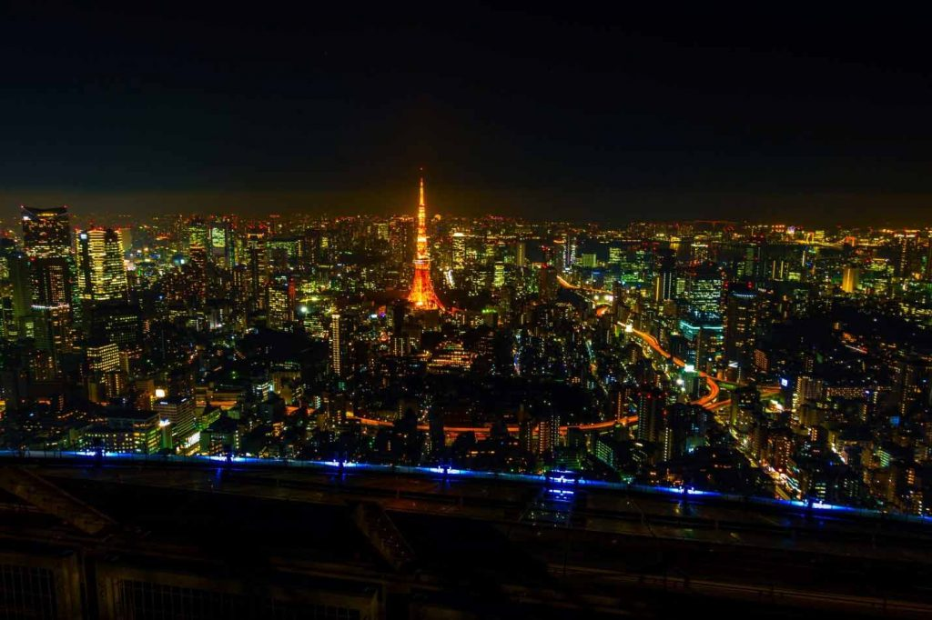 Tokio, Japan.