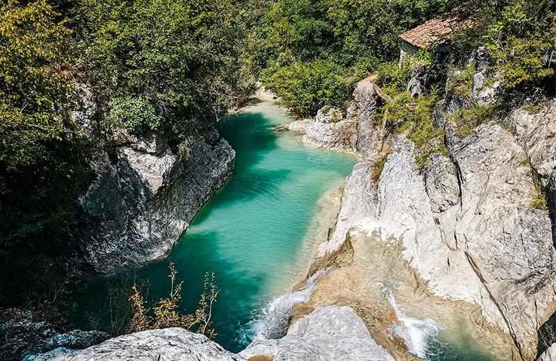 Staza sedam slapova: sve što trebate znati o izletu na najljepšu istarsku šetnicu