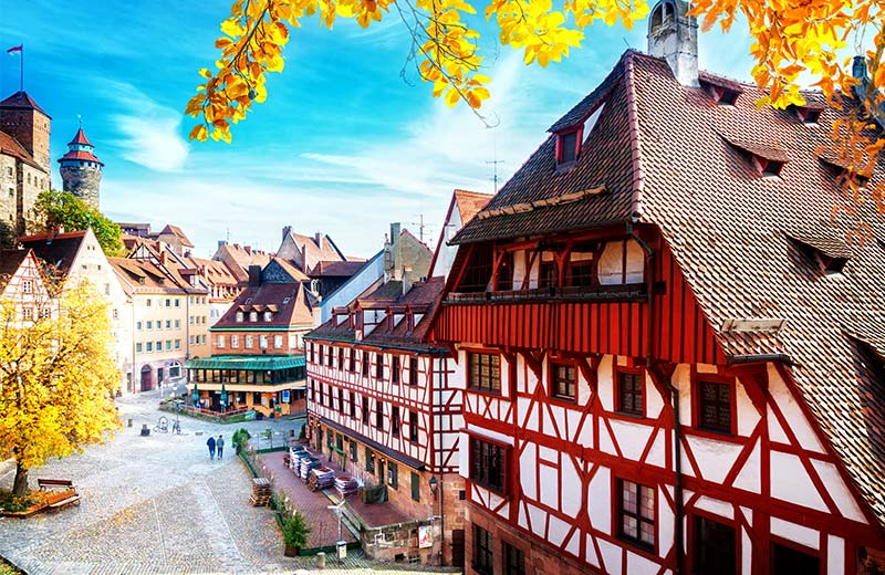 Nuremberg – grad medenjaka i drvenih igračaka živi punim plućima unatoč mračnoj prošlosti